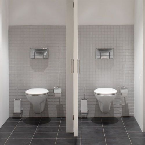 Healey & Lord Ceramic Rimless Flush Toilets